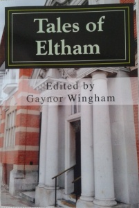Tales of Eltham front cover