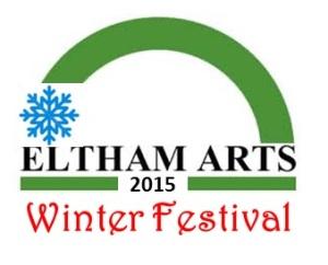 Eltham Arts Winter Festival logo