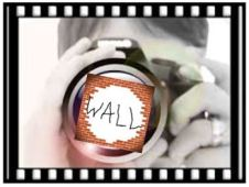Wall-Camera-woman-Capture